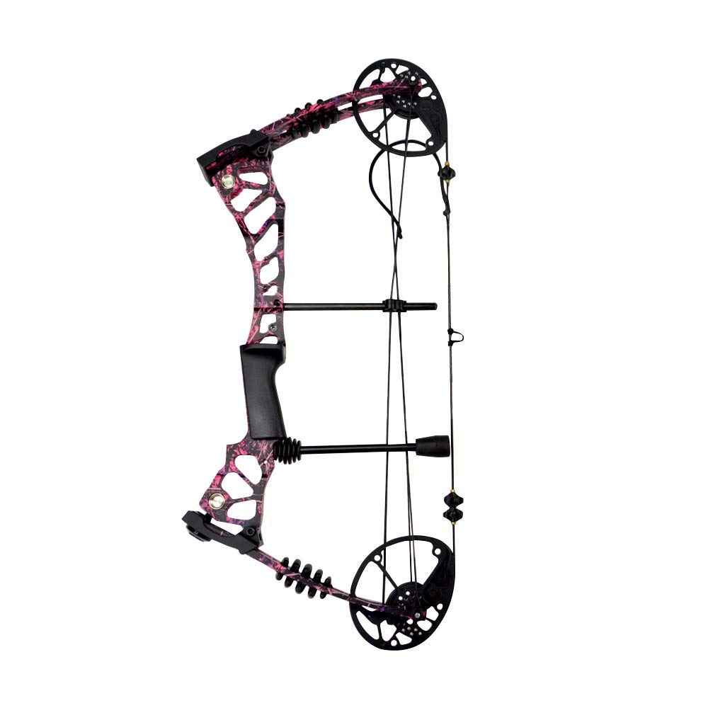 Hunting Compound Bow Shooting Bow Target Practice Equipment Draw Weight 4060lbs Draw Length 20''28''