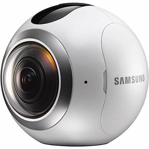 Samsung Gear 360 Video Camera パノラマ HD ビデオカメラ サムスンギア360ビデオカメラ