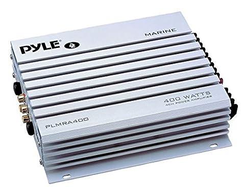 Pyle PLMRA400 400-Watt 4-Channel Waterproof Marine/Car Amplifier (Cirrus Air Technologies)