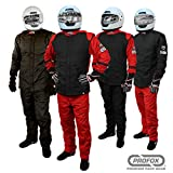 PROFOX-503NX Nomex Driver Racing Fire Suit SFI