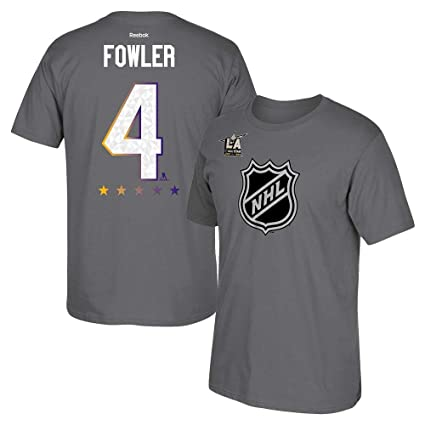 timeless design ae086 21cfe Image Unavailable. Image not available for. Color  adidas Cam Fowler 2017  NHL All Star LA Official Player Jersey ...
