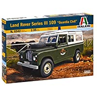 Italeri 510006542 - Maqueta de Land Rover