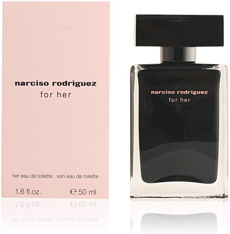 Narciso Rodriguez for her EDP and EDT