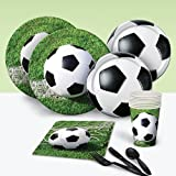 Shindigz Soccer Party Basic Party Pack