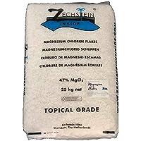 Zechstein Magnesiumvlokken voor binnen 25 kg - Bulk natuurlijk magnesiumchloride voor bad