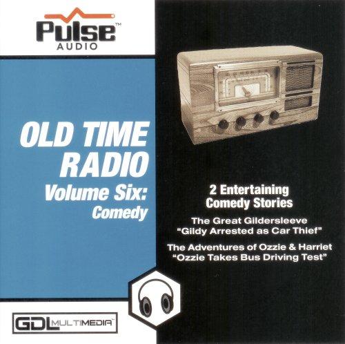 Download Pulse Audio OTR Volume 6 - Comedy ebook