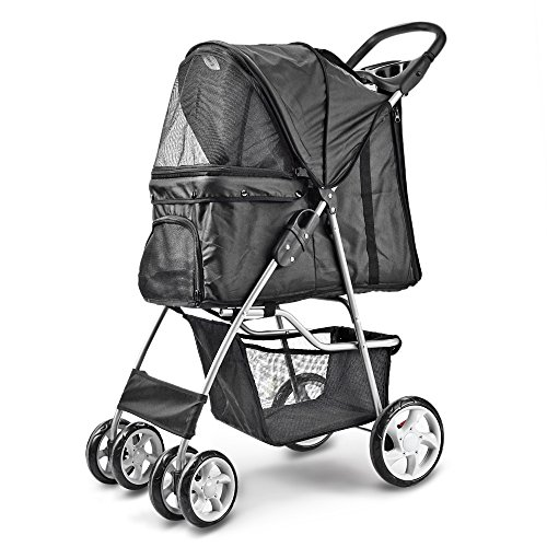 Best Dog Stroller For 2 Dogs - 6