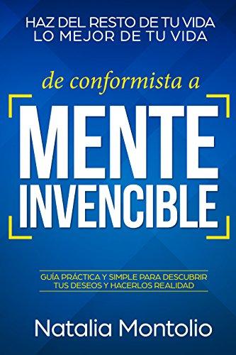 Portada del libro De conformista a mente invencible de Natalia Montolio