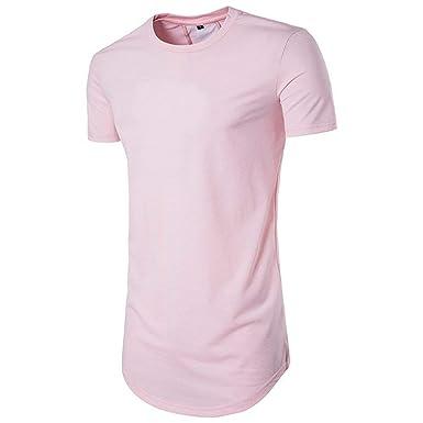 HX fashion Camisa De Manga Corta Camisas Camisa De Jersey Tamaños ...
