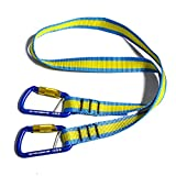 KEY-BAK Pro Toolmate ANSI 121 Compliant 10 lb. Tool Lanyard with Carabiner Ends