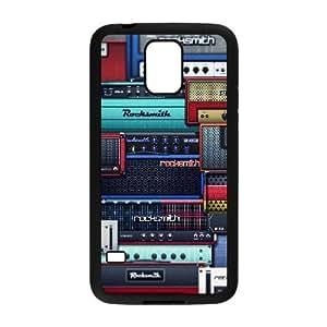 Samsung Galaxy S5 Cell Phone Case Black Rocksmith Custom DSAMKSANJ2267