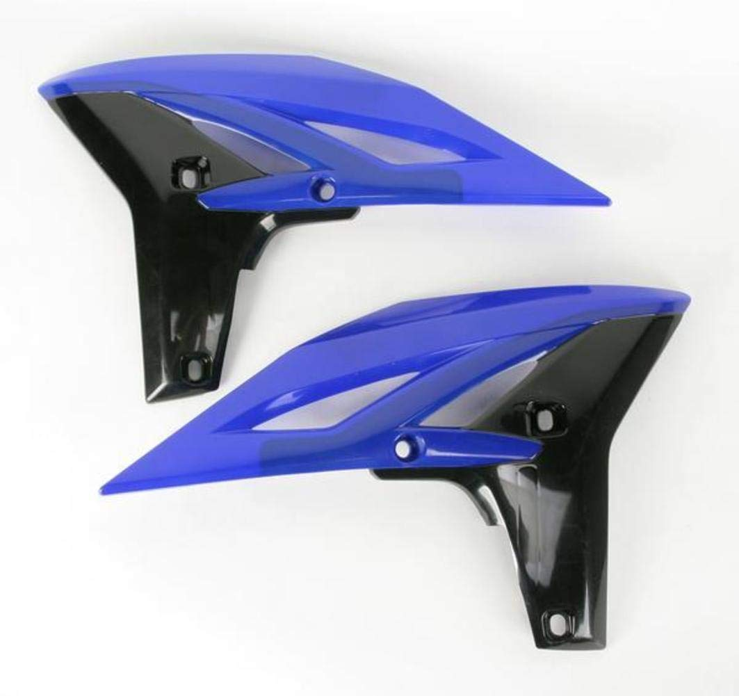 UFO YA04811-089 Replacement Plastic FOR YAMAHA SHROUD RAD YZF250 10 BLUE