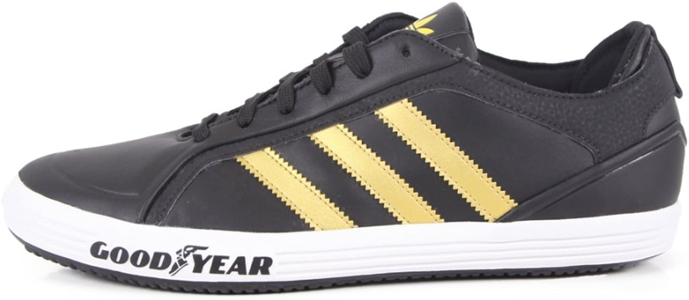 adidas Goodyear Driver Vulc V24406, Baskets Mode Homme