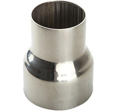 "4.0/"" Length Racing Muffler Collector Insert 3-1//2 Inch Steel 3.50/"" Dia"