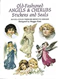 Old-Fashioned Angels and Cherubs Stickers and Seals: 30 Full-Color Pressure-Sensitive Designs (Dover Stickers)