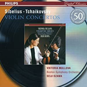 Tchaikovsky: Violin Concerto / Sibelius: Violin Concerto