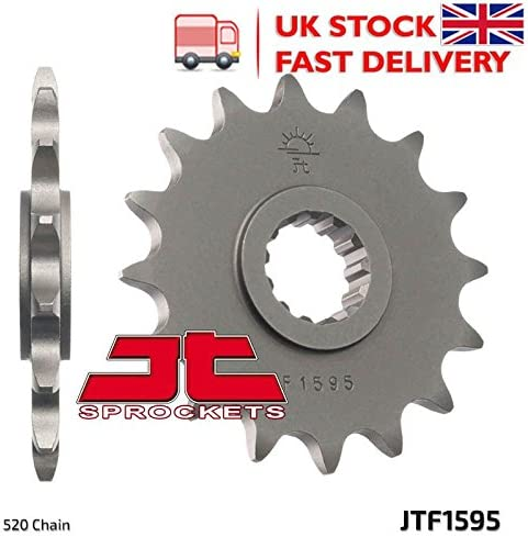 09-15 36B JT Front Sprocket JTF1595 16 Teeth fits Yamaha XJ6 ABS