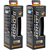 Continental Grand Prix 4000s II Cycling Tire, Set of 2 Tires