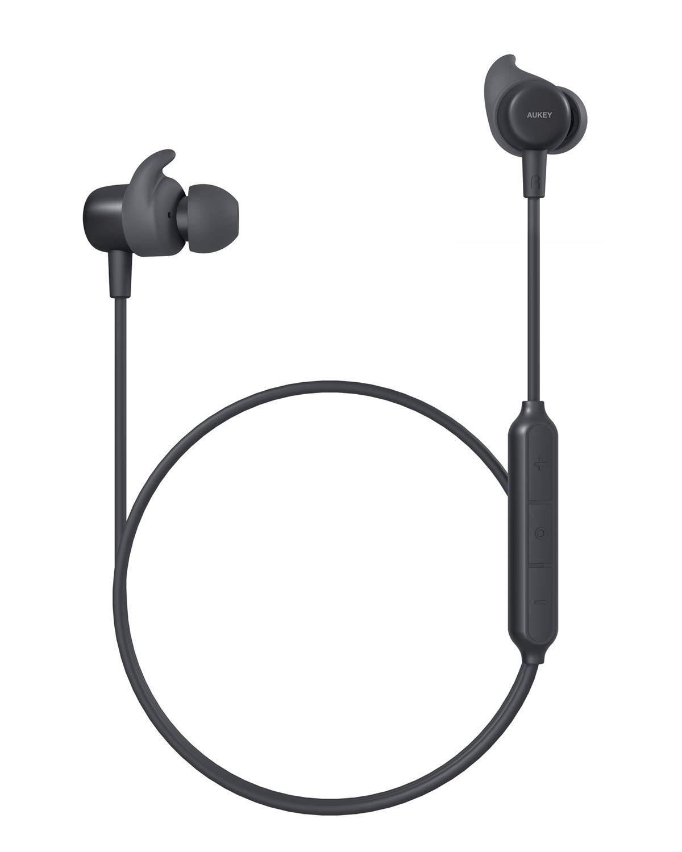 Aukey - Auriculares magnéticos inalámbricos Bluetooth con ...