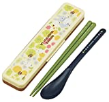 Chopsticks spoon Combi set My Neighbor Totoro Garden CCS3SA by SKATER
