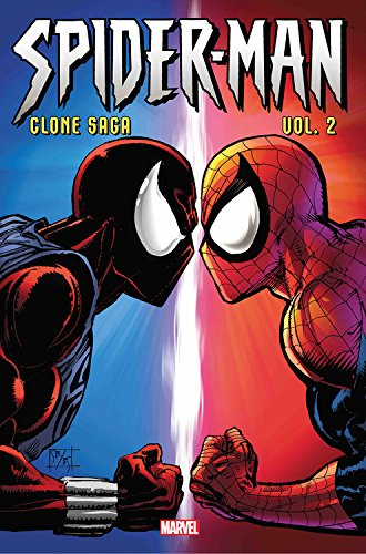 Spider-Man: Clone Saga Omnibus Vol. 2 (Spider-Man: The Clone Saga) (The Amazing Spider Man Game Part 2)