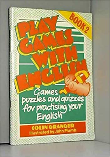 english 2 play book with games
