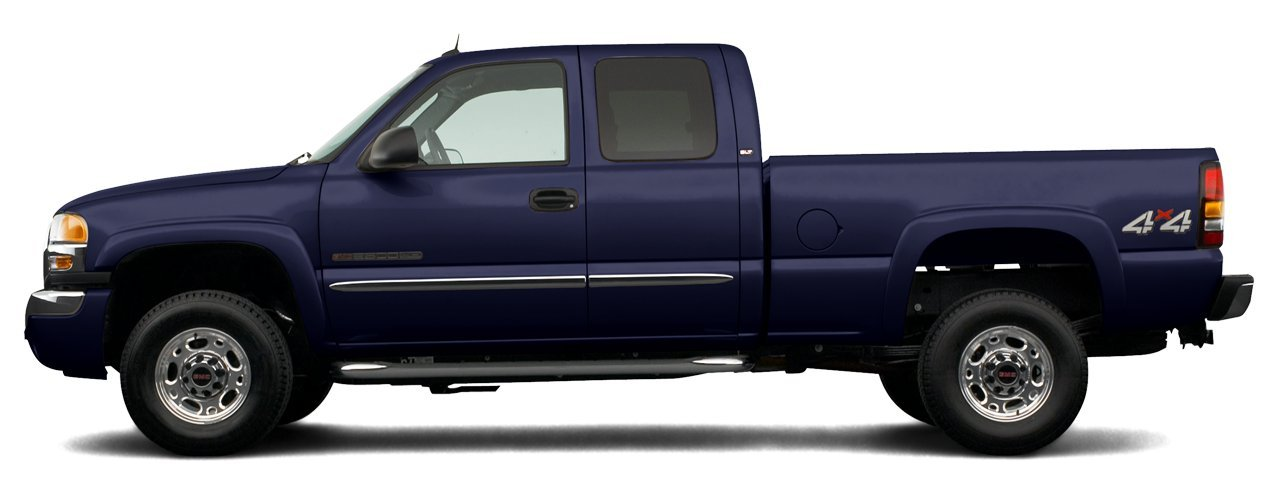 Amazoncom 2006 GMC Sierra 2500 HD Reviews Images and Specs