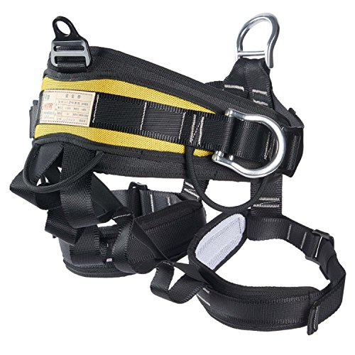 Safety Climbing Harness Belt Tree Working Belts Rock For Garden Art Clip Tree Clip by Gregarder (Image #8)
