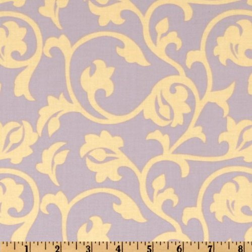 Annette Tatum Fabric (44'' Wide Annette Tatum House Fall 2009 Pool Lilac Fabric By The Yard)