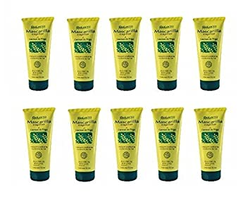 Amazon.com: Salerm Protein Wheat Germ Conditioning Treatment Hair Mask (Mascarilla Capilar de Germen de Trigo) 250ml / 8.6 Oz Wholesale Lot (x10 units): ...