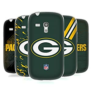 Official NFL Green Bay Packers Logo Soft Gel Case for Samsung Galaxy S3 III mini