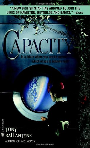 book cover of Capacity