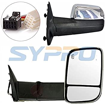 Amazon Com Eccpp Towing Mirror Replacement Fit For 2010