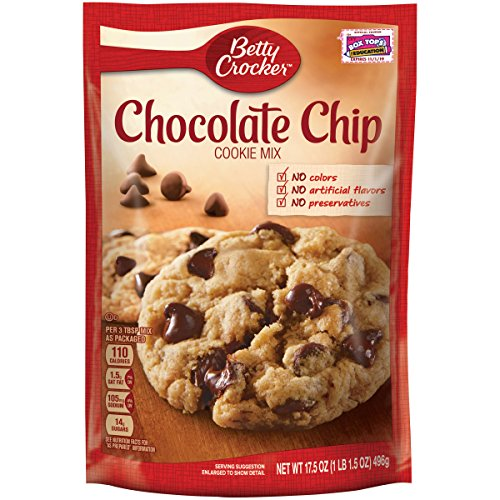 Betty Crocker Cookie Chocolate Pouch