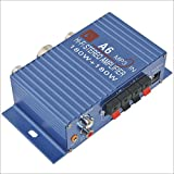 A6 Portable Dual Channel Surround Sound Hi-Fi