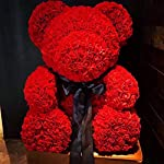 25cm-Soap-Foam-Bear-of-Roses-Teddy-Bear-Rose-Flower-Artificial-for-Valentines-Day-Lovers-Birthday-Christmas-Wedding-Gift-Red