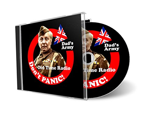 Old Time Radio Presents Dad's Army (OTR) 77 Complete Comedy Shows Presented in CD Case with Cover Artwork (MP3 CD) (Audiobooks)