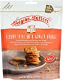 Belgian Butters Cookies Ginger Orange Almond Thins 4.23 OZ (Pack of 2)