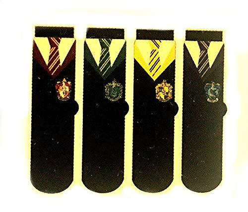 4 pares de calcetines para mujer, diseño de Harry Potter, talla única, talla