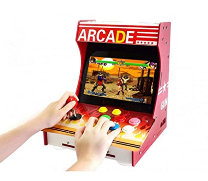 Amazon com: Arcade-101-1P, Arcade Machine Based on Raspberry Pi with