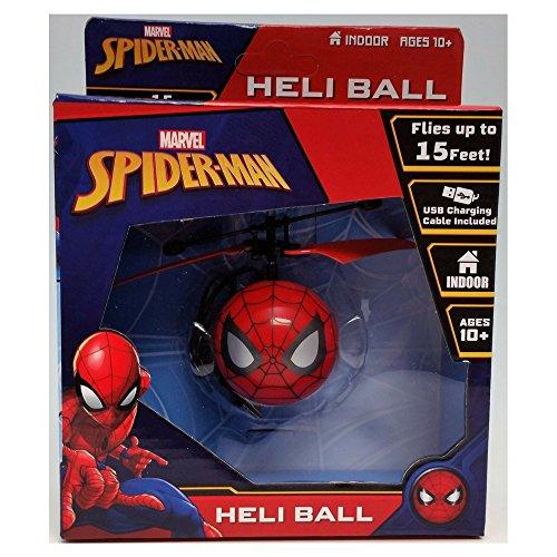 Spiderman Heli Ball Powerful Levitating Sphere Flies Up To 15 feet
