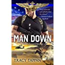 Man Down: Military Romantic Suspense (Wings of Gold Book 3)
