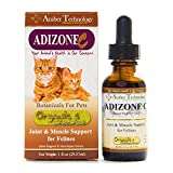 Amber Technology Adizone C Anti-Inflammatory Pain Reliever for Cats, 1 oz.