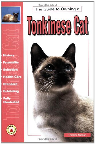 The Guide to Owning a Tonkinese Cat by Brand: TFH Publications