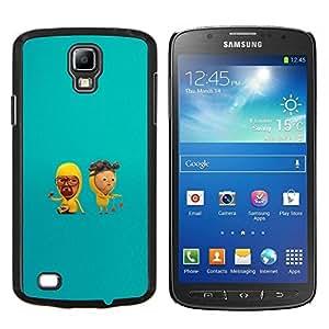 TECHCASE---Cubierta de la caja de protección para la piel dura ** Samsung Galaxy S4 Active i9295 ** --Cocineros lindos Meth