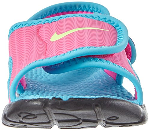 5c36a32c3 Nike Toddler Girls Sunray Adjustable 4 (TD) Sandal  386521-612 (7c ...