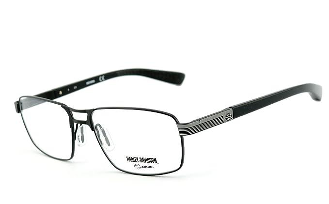 8164151b89 Harley-Davidson - Montures de lunettes - Homme noir noir Taille unique