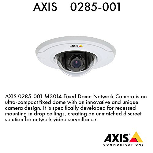 axis-0285-001-m3014-fixed-dome-network-camera