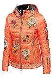 Bogner Women's Ava-D Ski Jacket, Mexican Orange, Size 6 review
