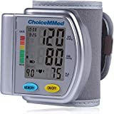 ChoiceMMed Accurate Wrist Blood Pressure Monitor